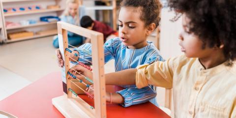 3 Skills Taught in Pre-K Programs, Shelton, Connecticut