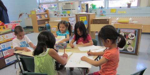 A Guide to Helping Your Child Adjust to Preschool, Palisades Park, New Jersey