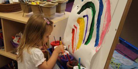 How Arts & Crafts Play an Important Role in Early Childhood Learning, Anchorage, Alaska
