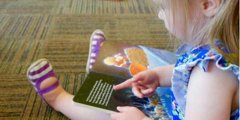 Early Childhood Learning: 5 Ways to Help Your Child Begin Reading, Lexington-Fayette Central, Kentucky