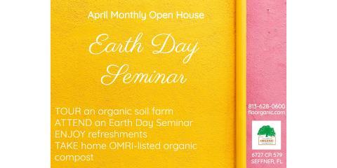 April Monthly Educational Open House, Brandon, Florida