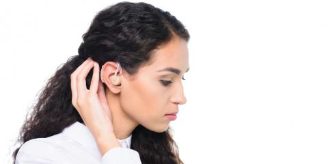 New Jersey Audiologist Explains How Hearing Aides Work, East Brunswick, New Jersey