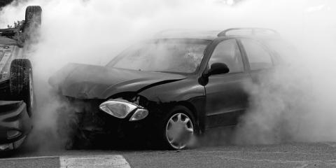 Collision Repair: When Does a Car Qualify as Being Totaled?, East Hanover, New Jersey