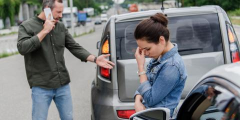 3 Common Mistakes People Make After a Car Crash, East Rochester, New York
