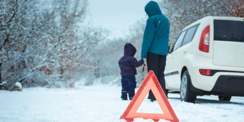 What to Pack in Your Car's Winter Emergency Kit, East Rochester, New York