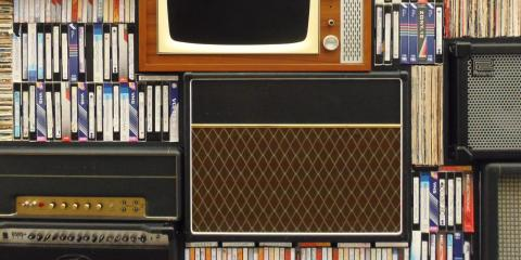 Do You Need Vintage Stereo Equipment Repair? - Audio Sound