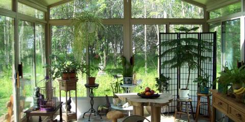 5 Creative Tips For Putting Your Sunroom To Use This Summer Patio