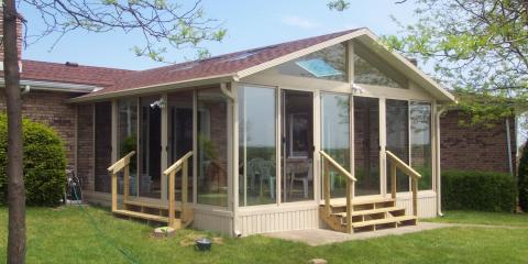 Sunrooms U0026amp; Solariums: Outdoor Living Experts Explain The Difference,  East Rochester, ...