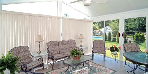 5 Window Treatment Ideas for Your Sunroom, East Rochester, New York