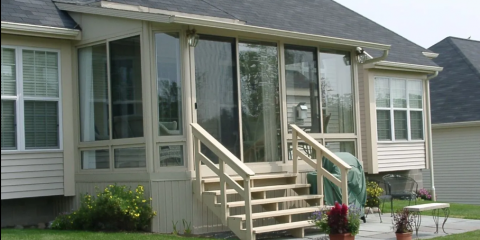 A Homeowner's Guide to Sunrooms, East Rochester, New York