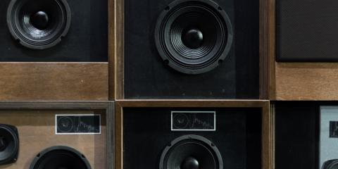Why Buy Vintage Stereo Equipment?, East Rochester, New York
