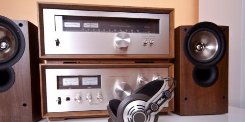 A Brief Guide to Buying Vintage Stereo Equipment, East Rochester, New York