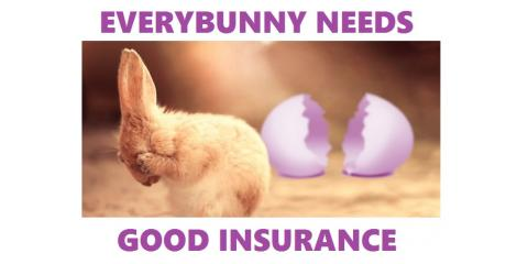 The Oliver Insurance Agency wishes you a Happy Easter!, Edina, Minnesota