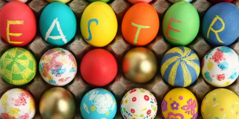 Easter Basket Of Savings, Evergreen, Montana