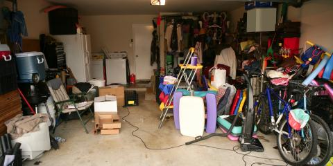 How to Clean Out Your Garage This Spring, Easton, Connecticut