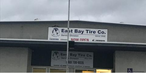 East Bay Tire >> East Bay Tire Co Inc In Salinas Ca Nearsay