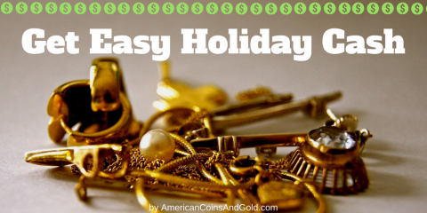 Easy Holiday Cash - Sell Your Gold & Silver, Carle Place, New York