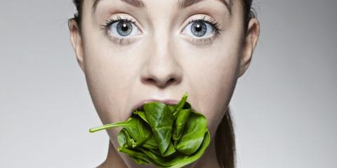 Why Do Your Teeth Feel Weird After Eating Spinach?, North Branch, Minnesota