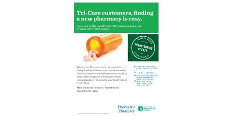 Finding a New Pharmacy is Easy, Lemay, Missouri