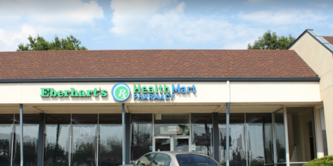 The St. Louis Area's Leading Drugstore Closes Its Eberhart Location, Lemay, Missouri