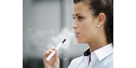 E-Cigarettes And Cigarettes Are Equally Damaging To Oral Health, North Branch, Minnesota