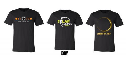 Looking For Solar Eclipse T-shirts, Lincoln, Nebraska