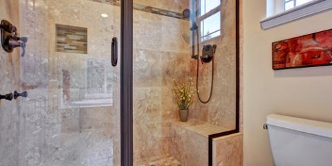 How to Choose Between Framed & Frameless Glass Shower Doors, Springfield, Ohio