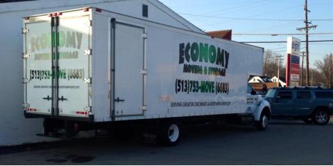 The Four-Wheeled Dolly: Economy Moving & Storage's Expert Moving Assistance Tips, Springdale, Ohio