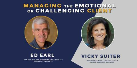 Managing Emotional or Challenging Clients, San Diego, California