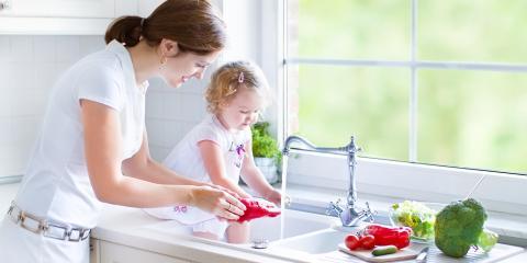 4 Different Types of Kitchen Sinks, Edgewood, Kentucky