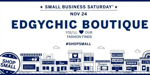 Shop Small This Saturday For Small Business Saturday! , Old Jamestown, Missouri