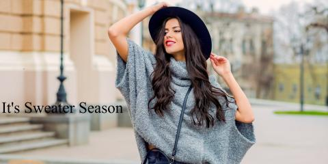 New Sweater Weather Trends in Women's Fashion, Atlanta, Georgia