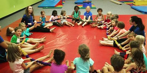 Join In The Fantastic Family Friendly Activities This Fall At Little Gym Of Edina