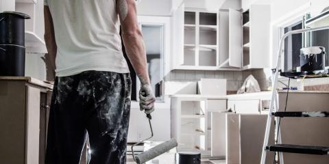 4 Benefits of Painting Kitchen Cabinets Over Replacing, Edina, Minnesota