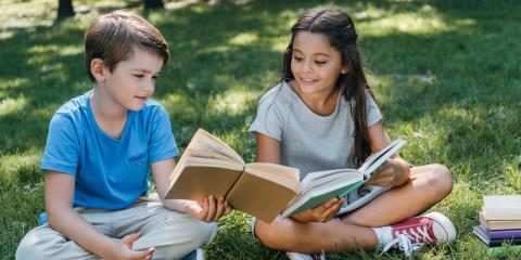 3 Ways Reading Improves Your Child's Social Skills, New York, New York