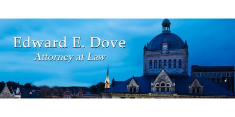 Edward E. Dove, Attorney at Law, Civil Rights Law, Services, Lexington, Kentucky