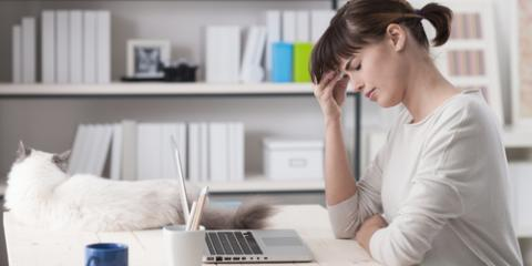 Why People Who Work at Desks Should Seek Massage Therapy, Carmel, Indiana