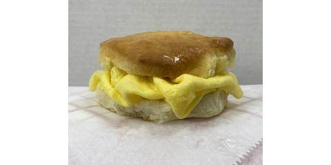 Weekly Special ~~~Egg Biscuit $1.29~~~, High Point, North Carolina