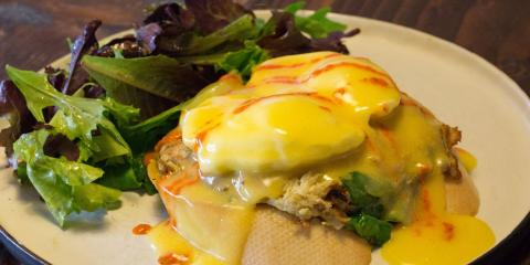 Why Is Fresh Food Better Than Frozen? Egghead Cafe Explains, Honolulu, Hawaii