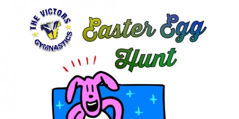 Victors Easter Egg Hunt, Spencerport, New York