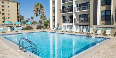 Up to 25% Off Your April Stay at Emerald Isle 706, Panama City Beach, Florida