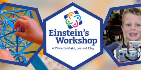 Einstein's Workshop, Kids Camps, Family and Kids, Burlington, Massachusetts
