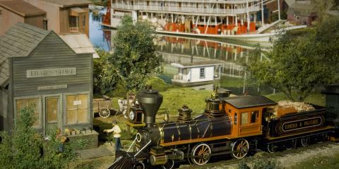 3 Ways West Chester's Interactive Railroad Museum Isn't Just for Kids, West Chester, Ohio
