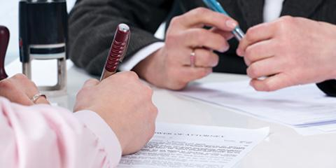 Signing Divorce Papers or Other Important Documents? Why You Should Use a Notary Public, Upper San Gabriel Valley, California