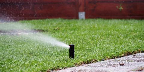 Why You Should Install a Sprinkler System Before Summer, Elberta, Alabama