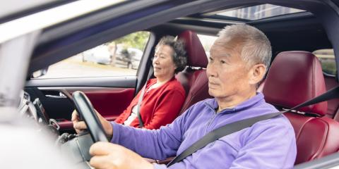 3 Signs a Senior Should Stop Driving, Honolulu, Hawaii