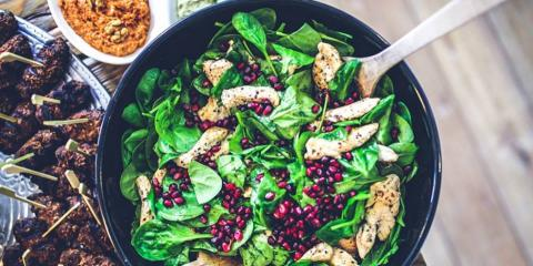 Elderly Care: The Importance of Eating Healthy as You Age, Manhattan, New York