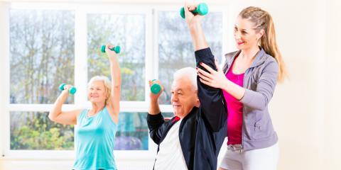 3 Great Exercises for Seniors, Greece, New York