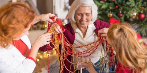 Why It's Necessary to Visit Elderly Family Members During the Holidays, Frontenac, Missouri