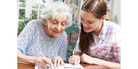 What Do Crosswords Have to Do With Elderly Care?, Airport, Missouri